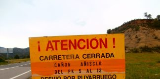 Se prevé arreglar el acceso al Cañón de Añisclo