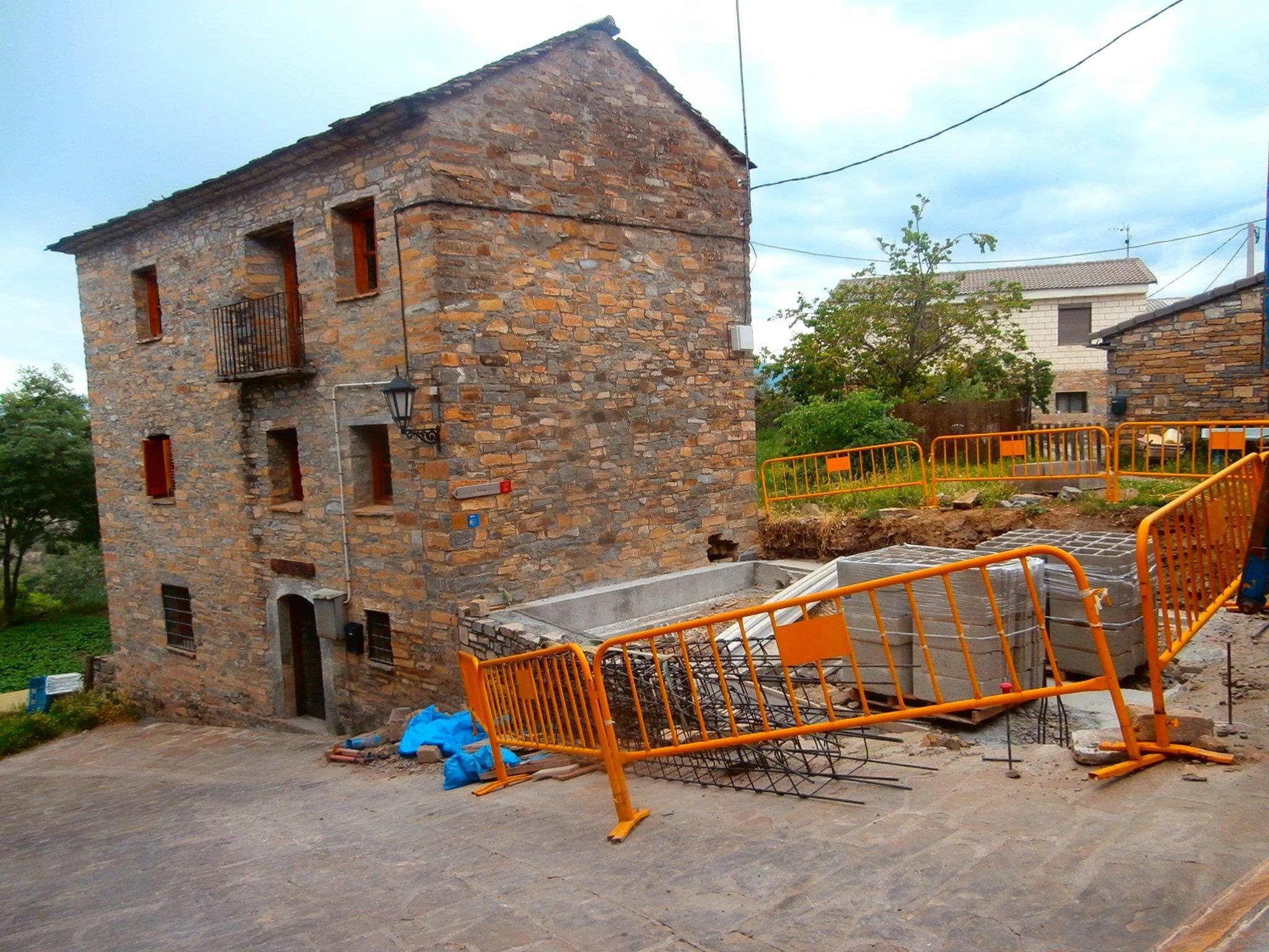 Ayuntamiento El Pueyo de Araguás