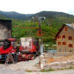 Investigan las causas del incendio de Bielsa