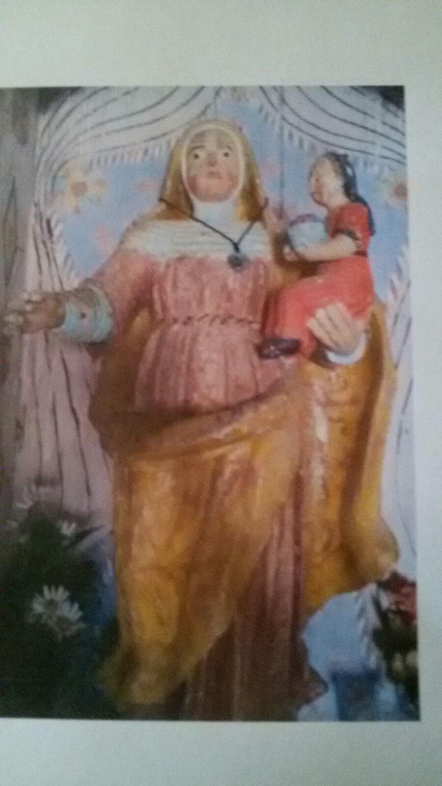 Robo en la ermita Sant Ana de El Pueyo de Araguás