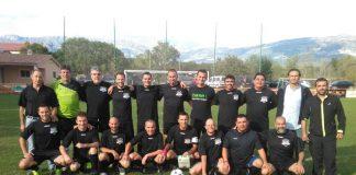 Sobrarbe, fútbol veteranos