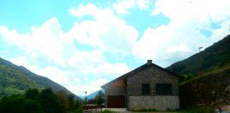 Futura piscina municipal en Torla