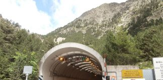Túnel de Bielsa-Aragnouet
