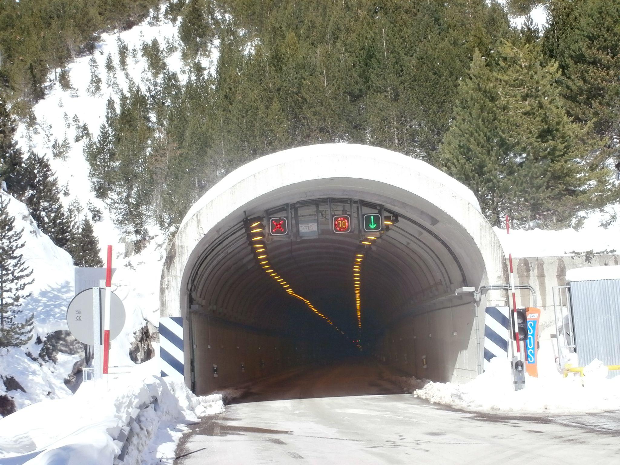 Túnel de Bielsa-Aragnouet. Foto: SobrarbeDigital.