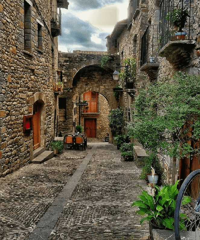 A nsa quinto puesto del concurso de fotograf a de los - Casas gratis en pueblos de espana ...