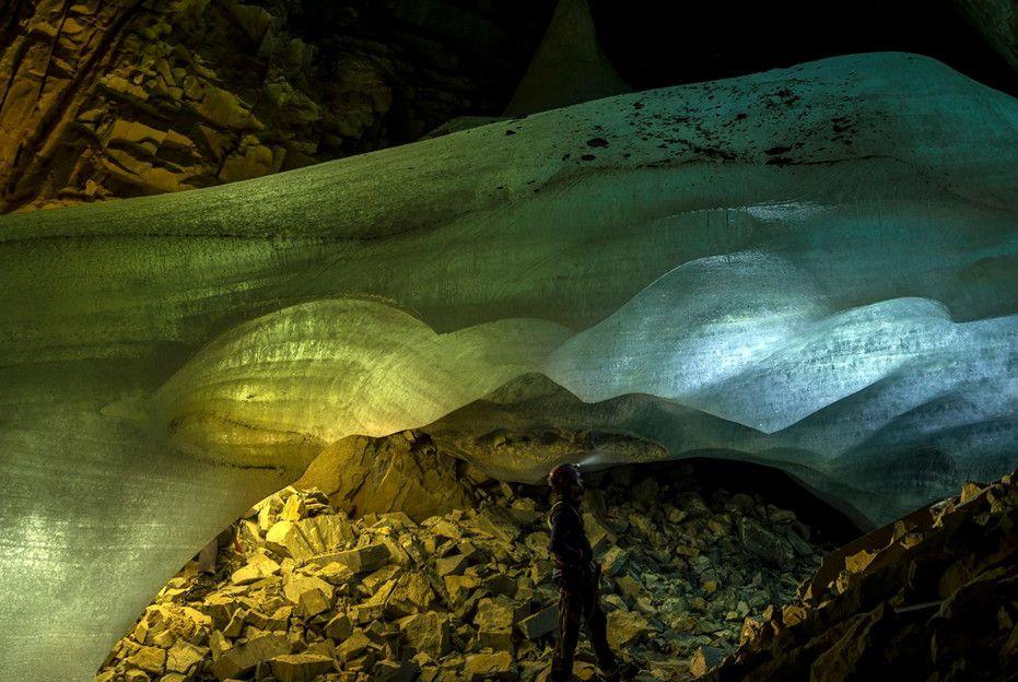 DPH Cueva Soaso. Foto: Alex Montañés