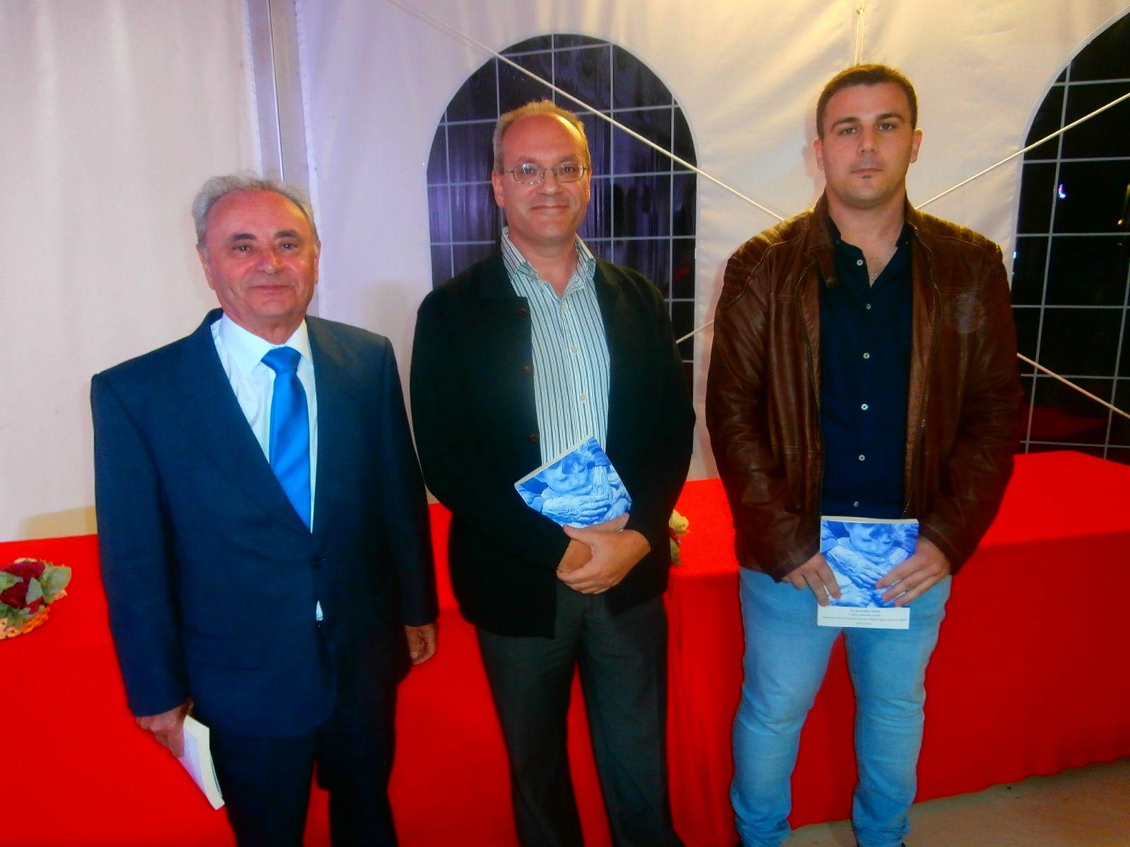 Los ganadores de la pasada edición. Foto: SobrarbeDigital