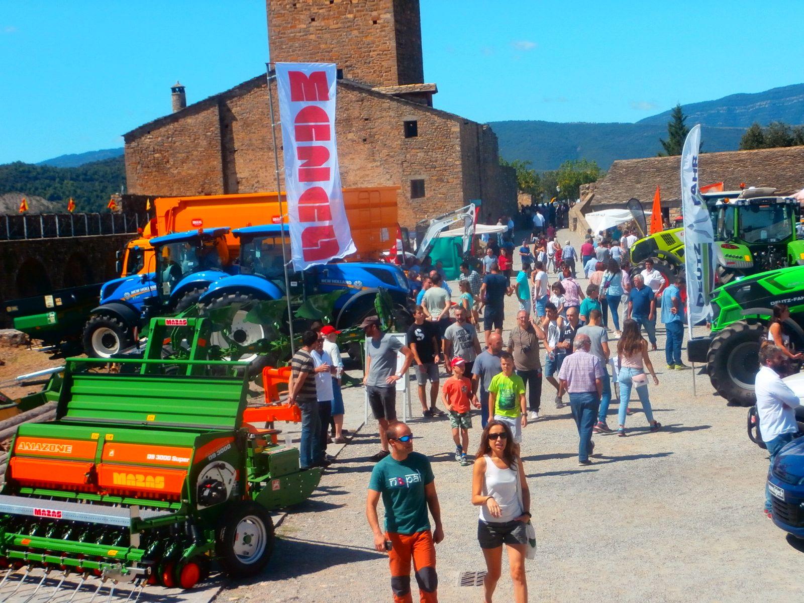 Expoferia del Sobrarbe 2017. Foto: SobrarbeDigital