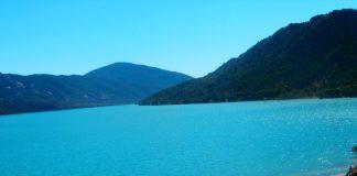 Imagen de archivo del pantano de Mediano. Foto: SobrarbeDigital