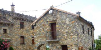Pueyo de Araguás ha mejorado su acceso a las dependencias municipales. Foto: SobrarbeDigital