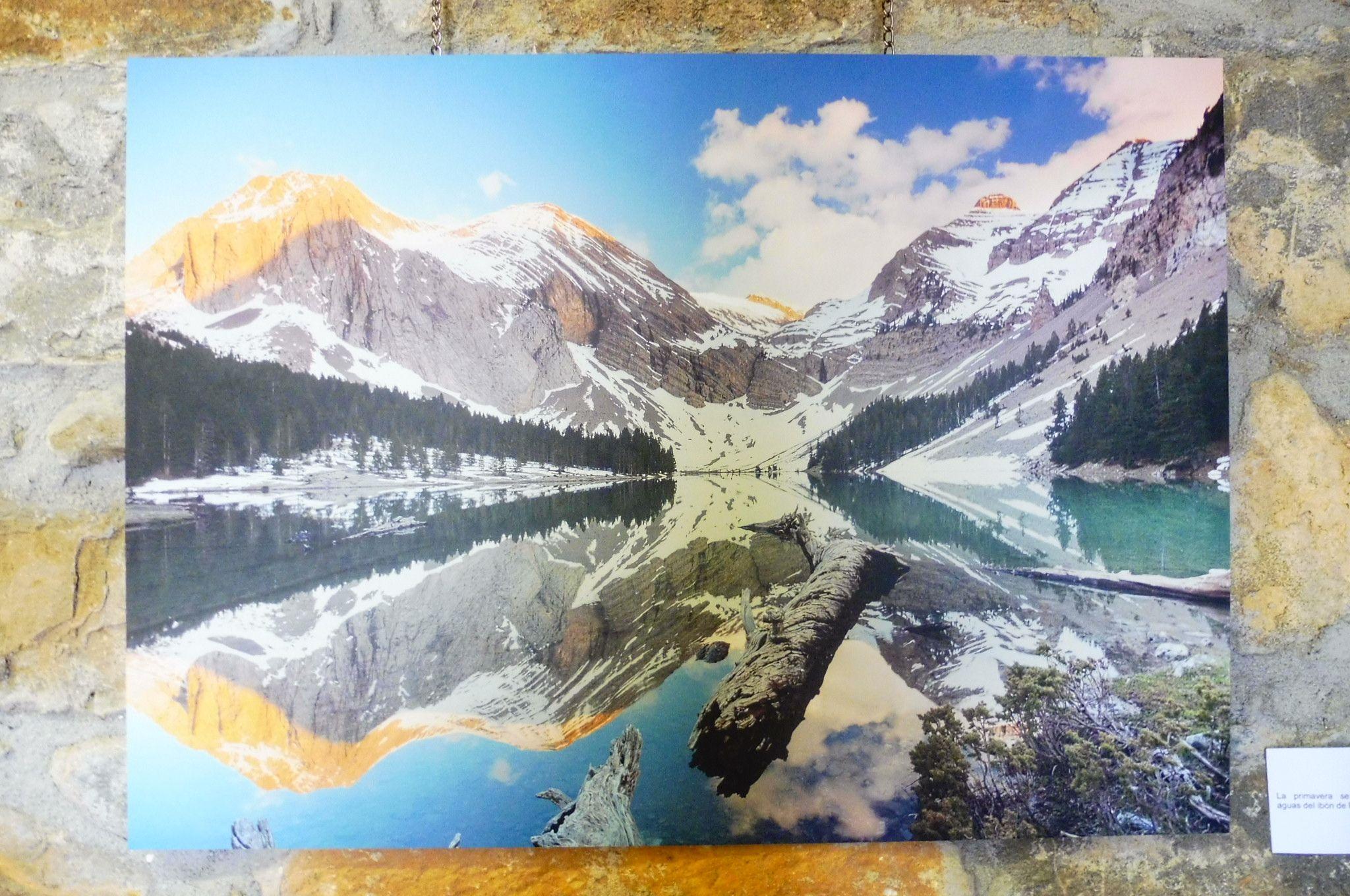 Exposición 'Valle de Chistau Un pedazo del Pirineo'
