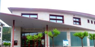 Palacio de Congresos de Boltaña. Foto: SobrarbeDigital
