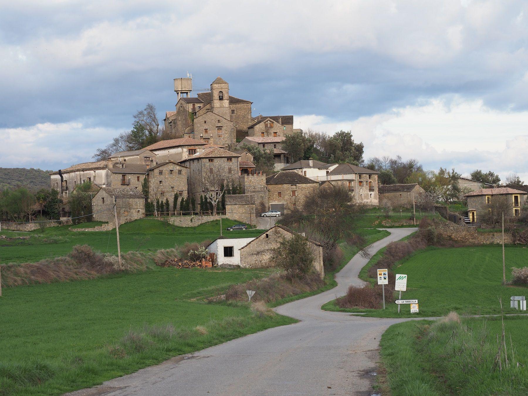Torrecilla. Foto: Paco Parra