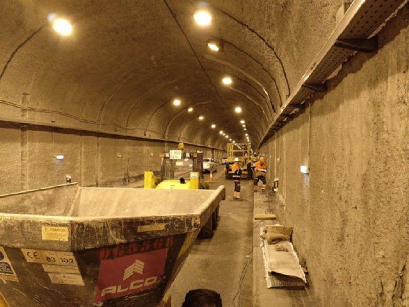 Foto: Consorcio Túnel de Bielsa.-Aragnouet