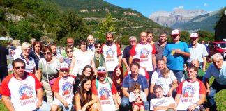 Ganaderos y ganaderas del valle de Broto. Foto: SobrarbeDigital