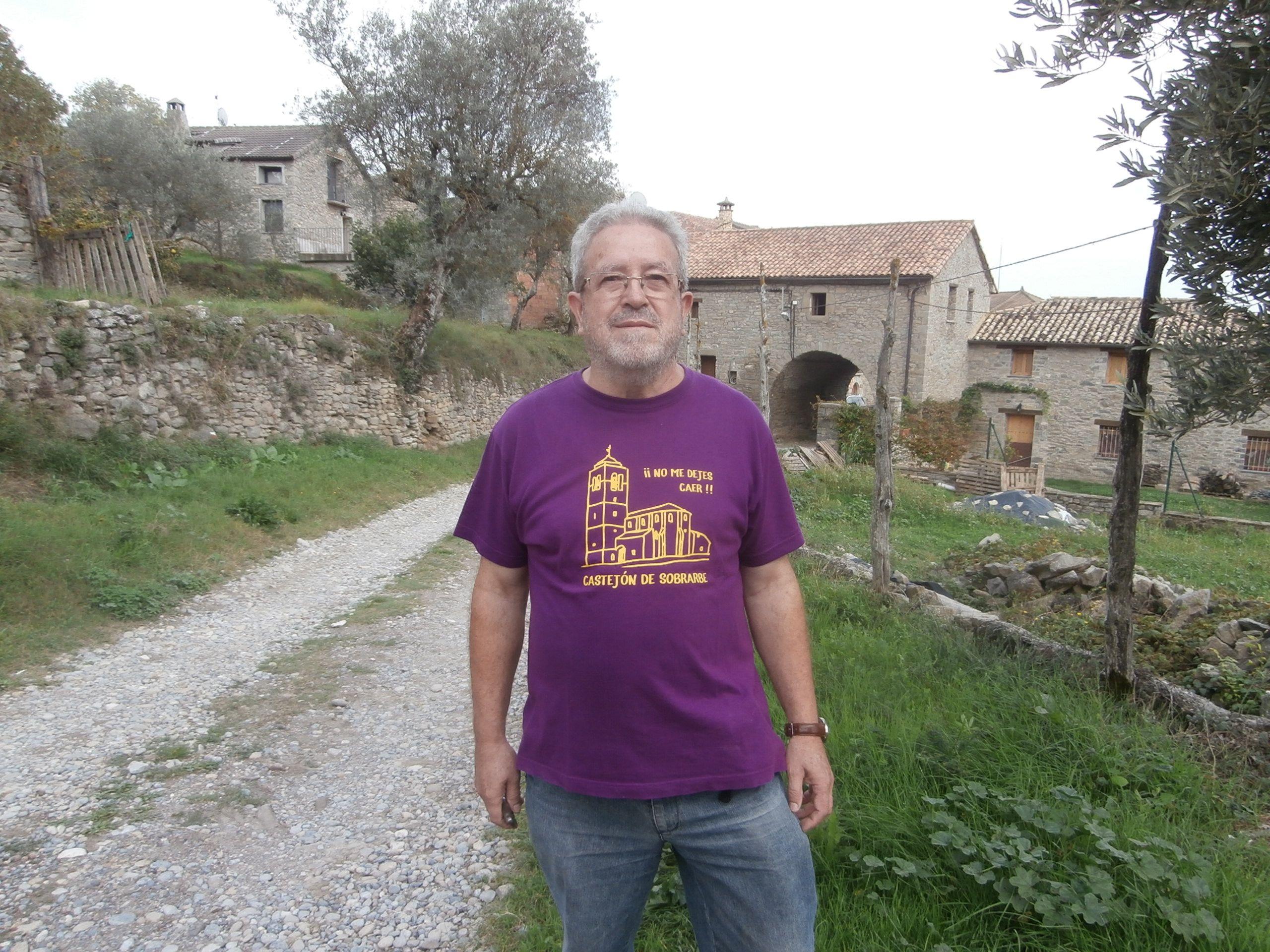 José Antonio Talón. Foto: SobrarbeDigital.