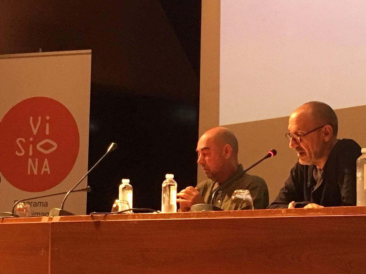 Martí Peran presenta a Santiago Alba Rico