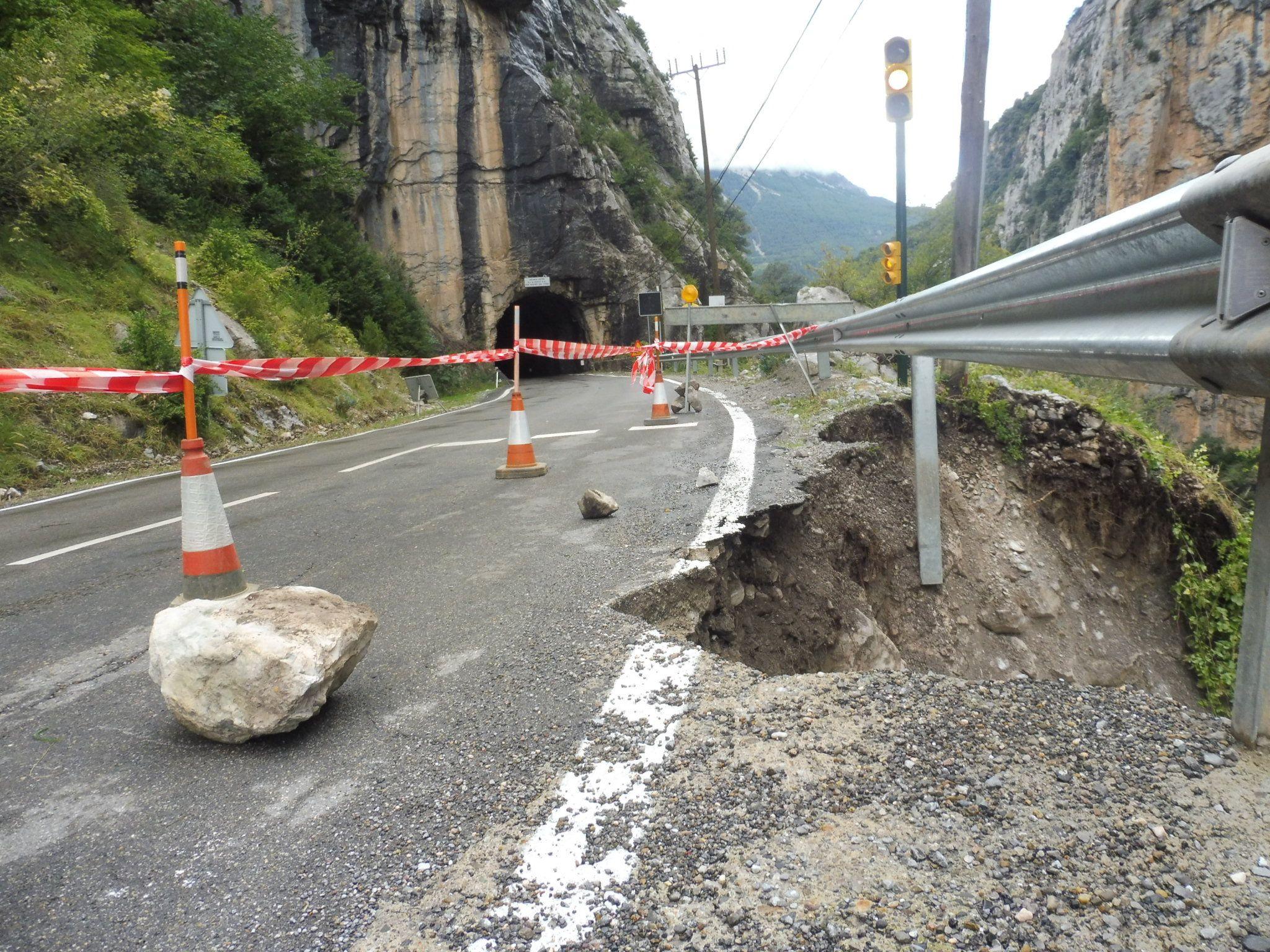 Imagen realizada el pasado 15 de octubre. Foto: SobrarbeDigital