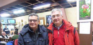 De izq a dcha: Ignacio Escanero y Joaquín Olona. Foto: SobrarbeDigital