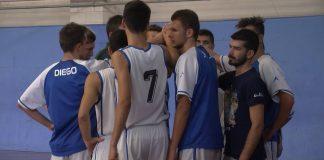 Equipo de basket del Sobrarbe. Foto: SobrarbeDigital
