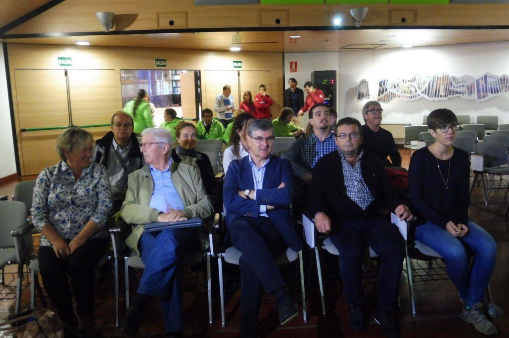Sala del Centro del Visitantes Torla-Ordesa. Foto: SobrarbeDigital