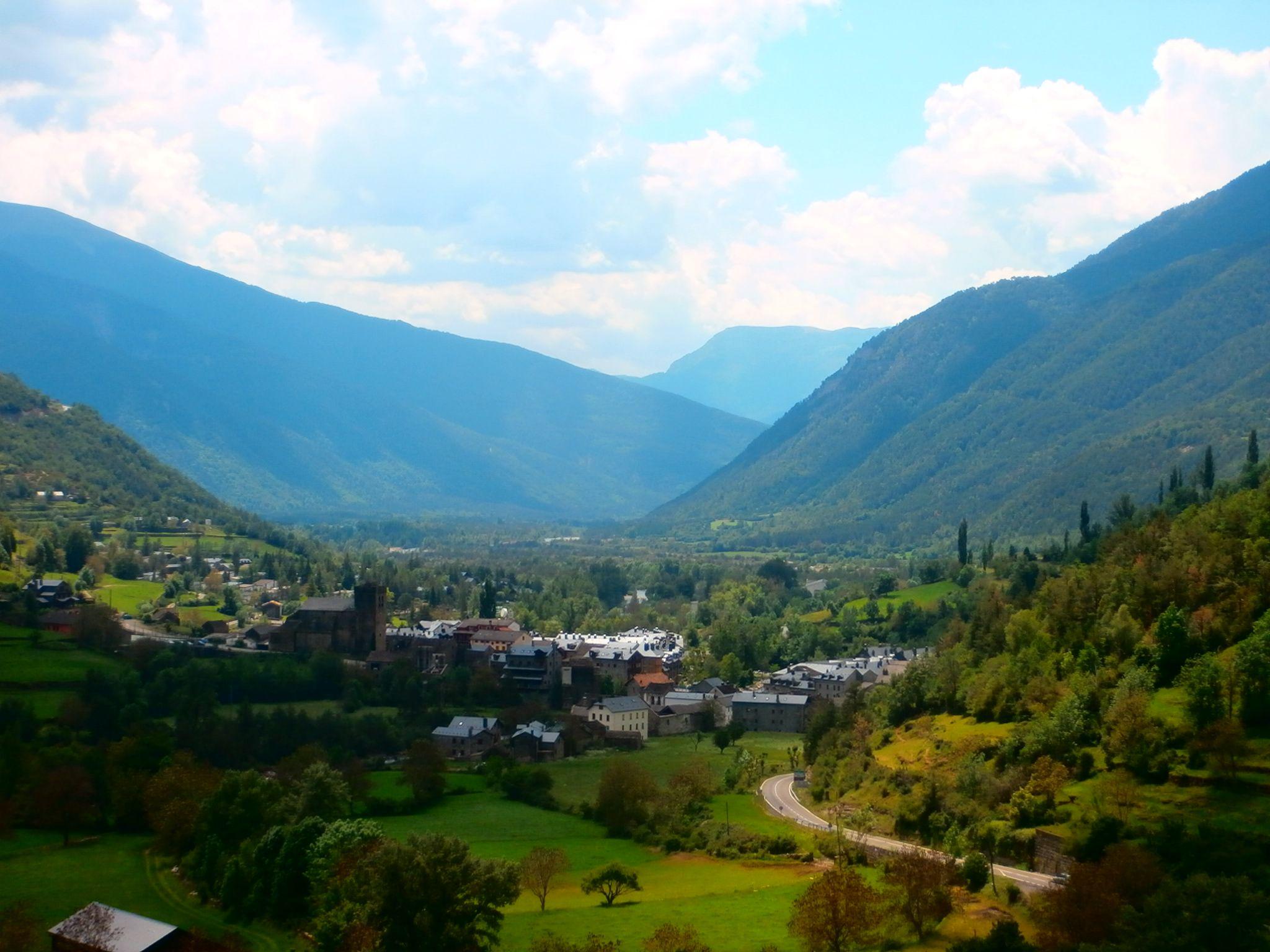 Valle de Broto. Foto: SobrarbeDigital