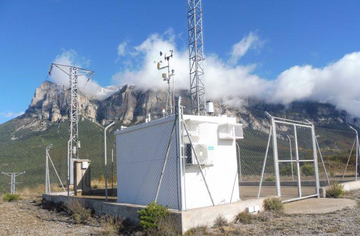 Estación de Torrelisa. Foto: SobrarbeDigital