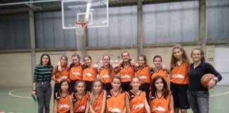 Basket femenino EID Sobrarbe temporada 2018-2019