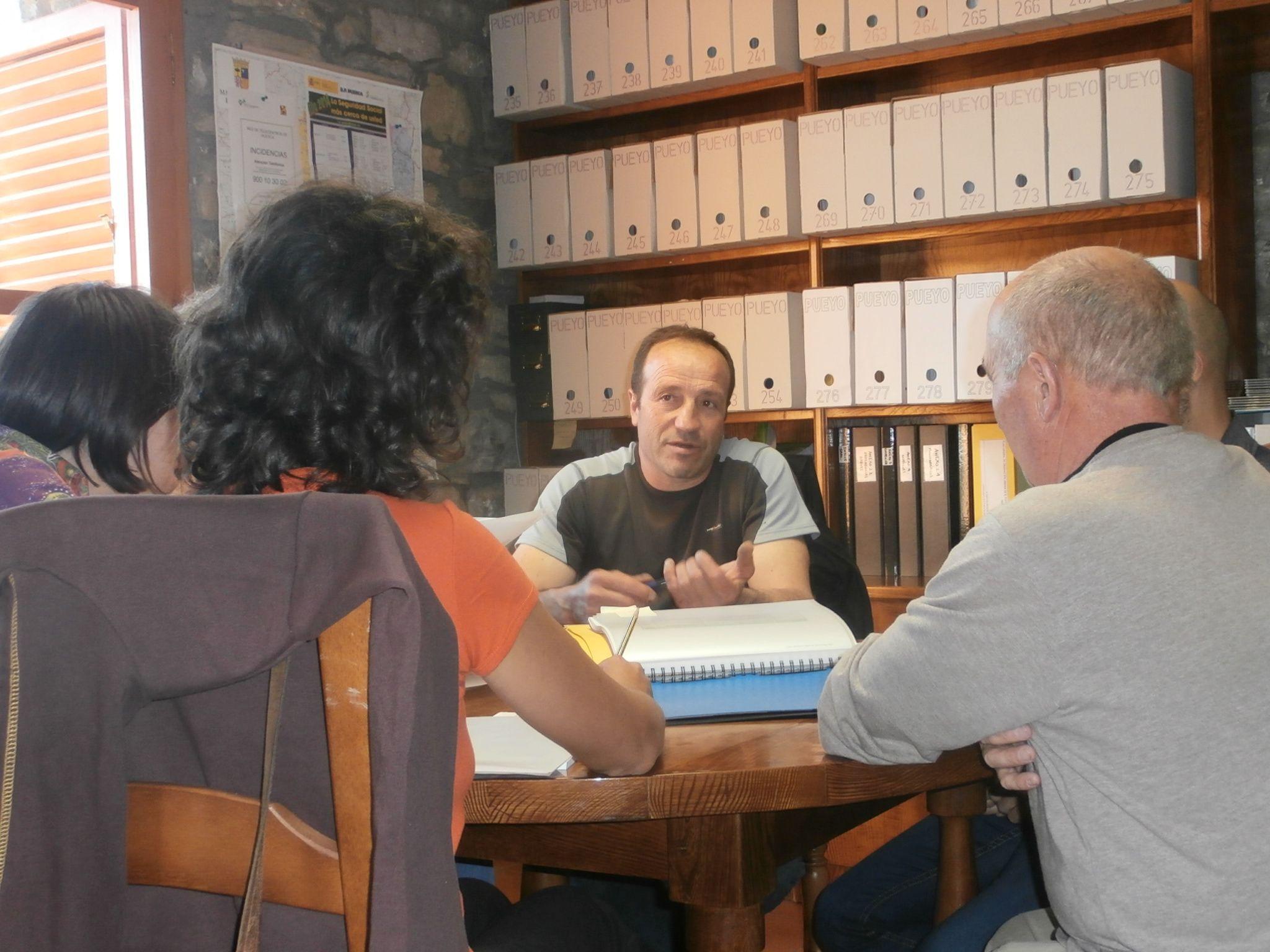 Imagen de una sesión plenaria. Foto: SobrarbeDigital
