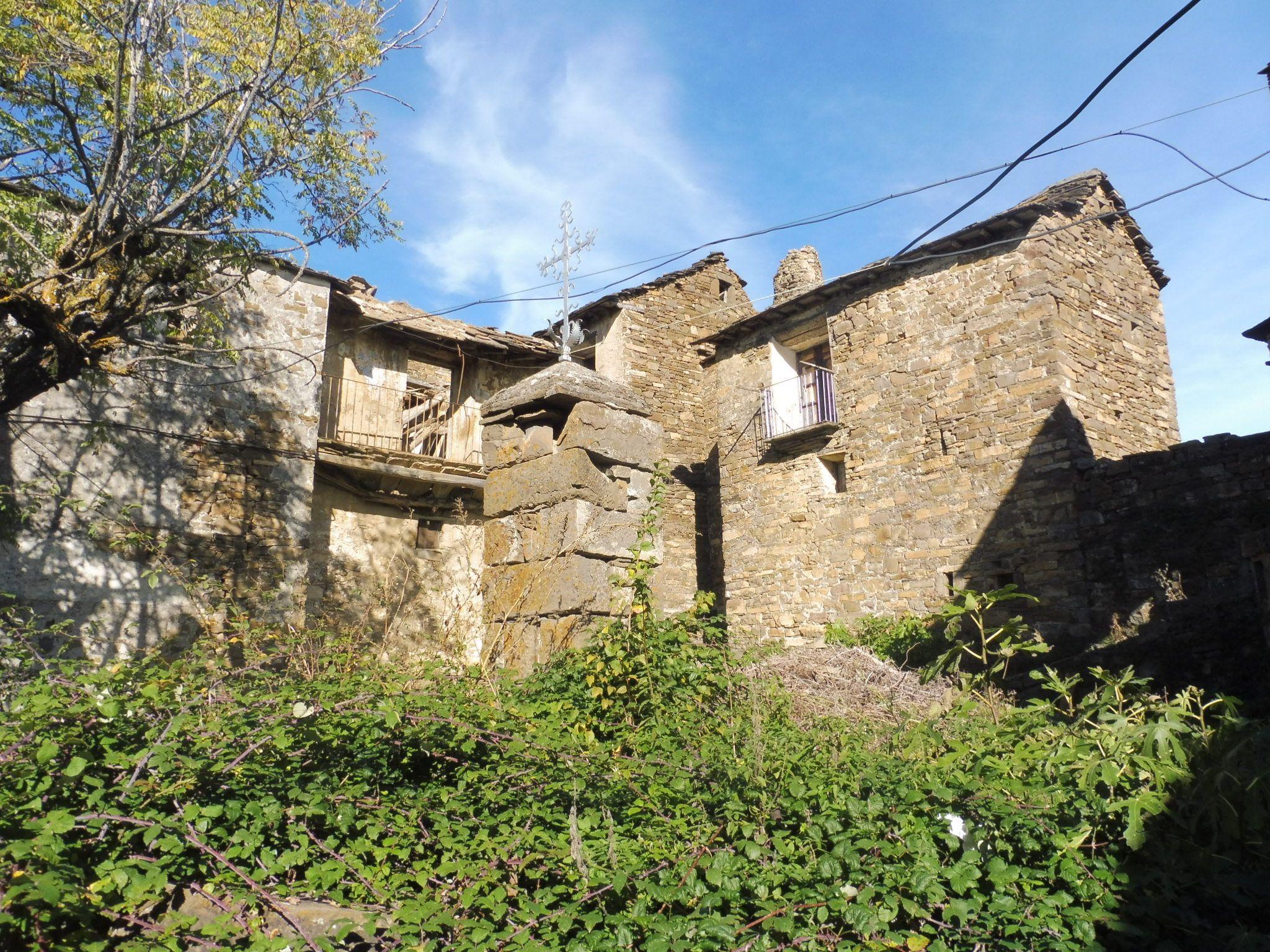 Muro de Bellos. Foto: SobrarbeDigital