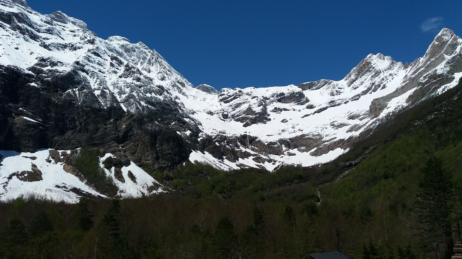 Valle de Pineta, mayo 2018. Foto: SobrarbeDigital