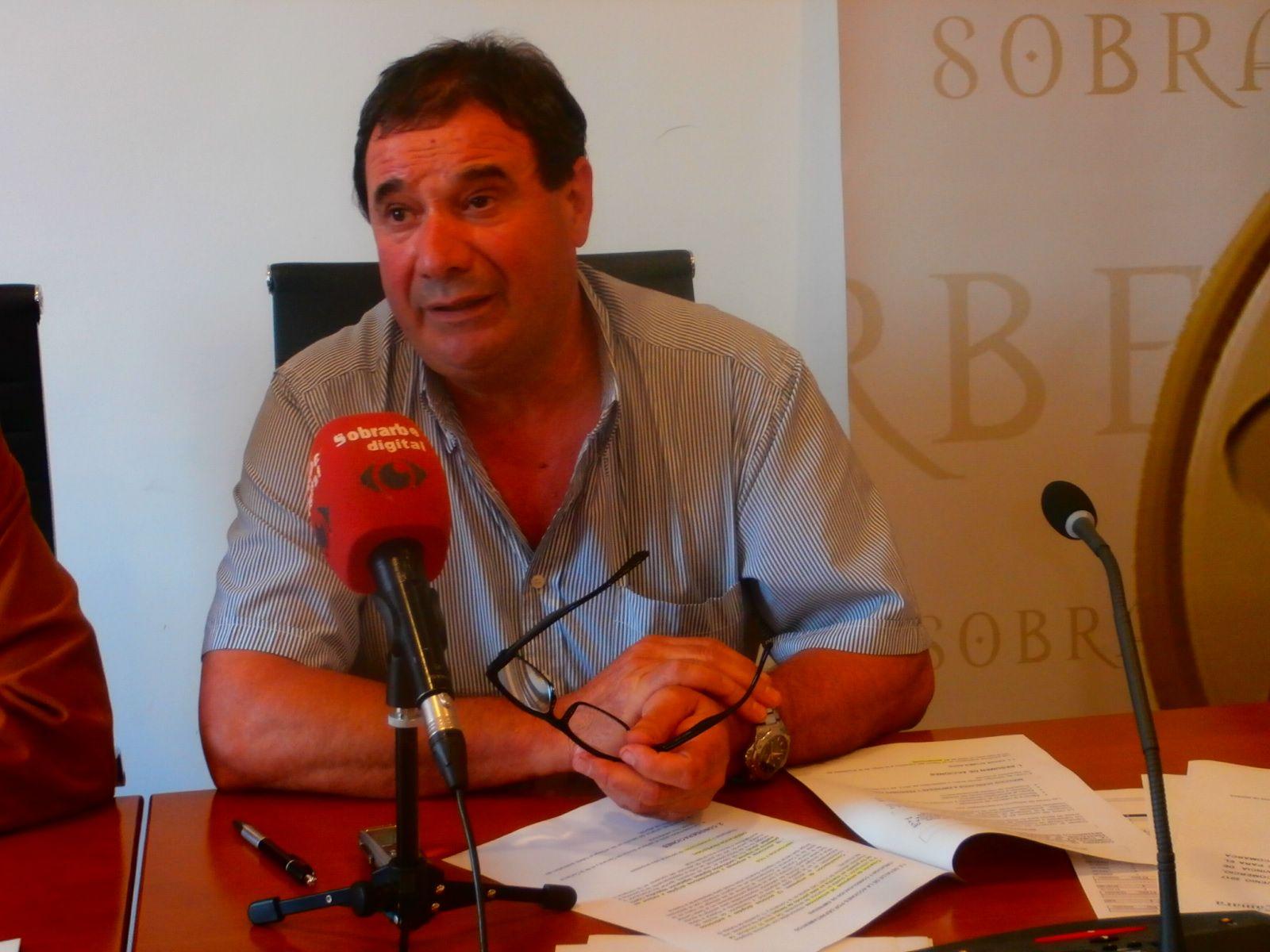 Enrique Campo. Foto: SobrarbeDigital
