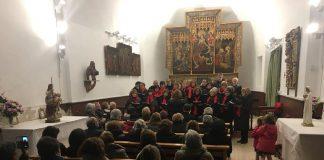 Nueva iluminación en la iglesia
