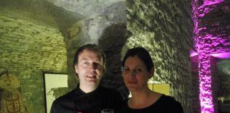 José Andrés y Jessica. Foto: SobrarbeDigital