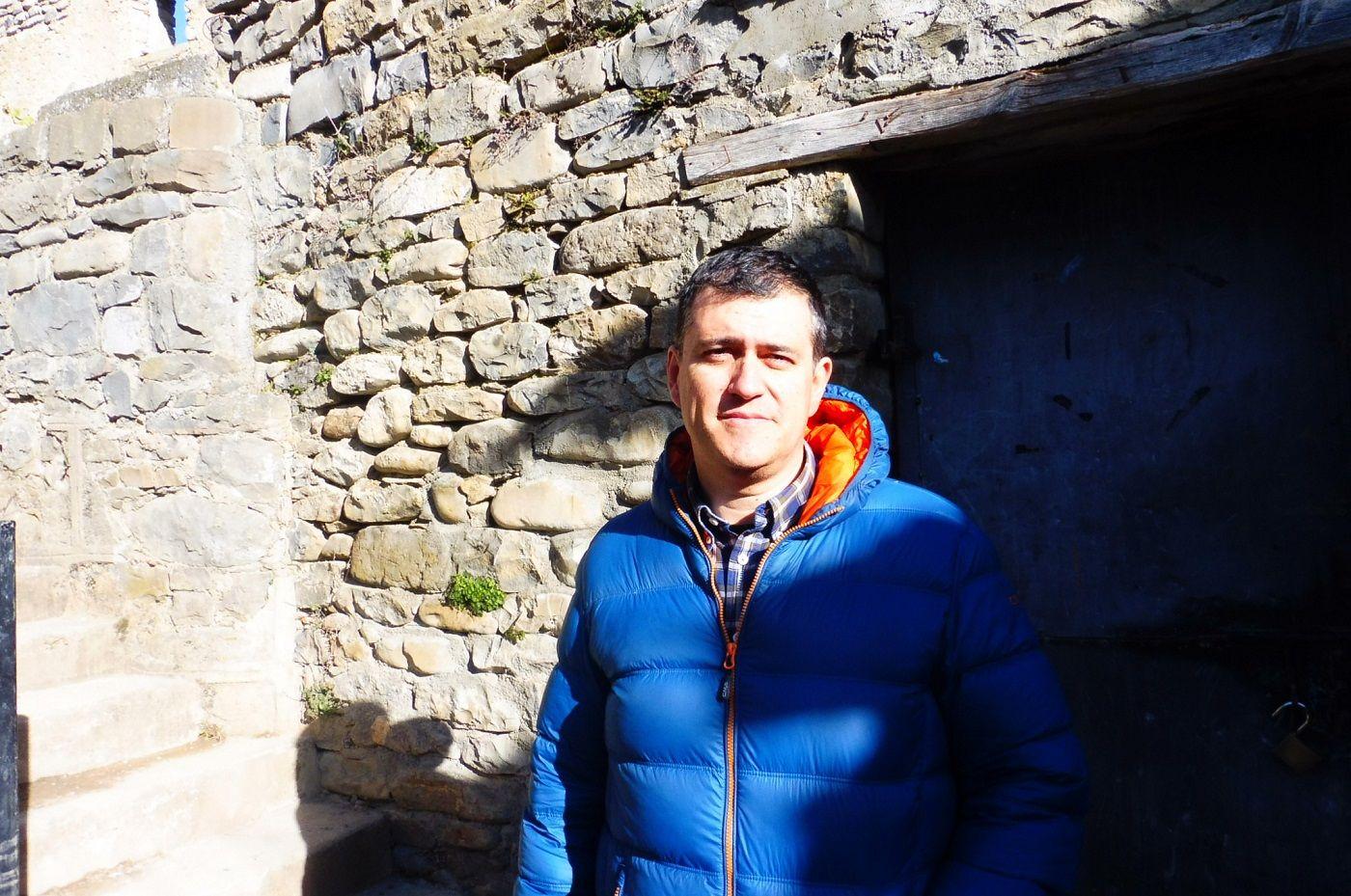 Joaquín Palacín. Foto: SobrarbeDigital.