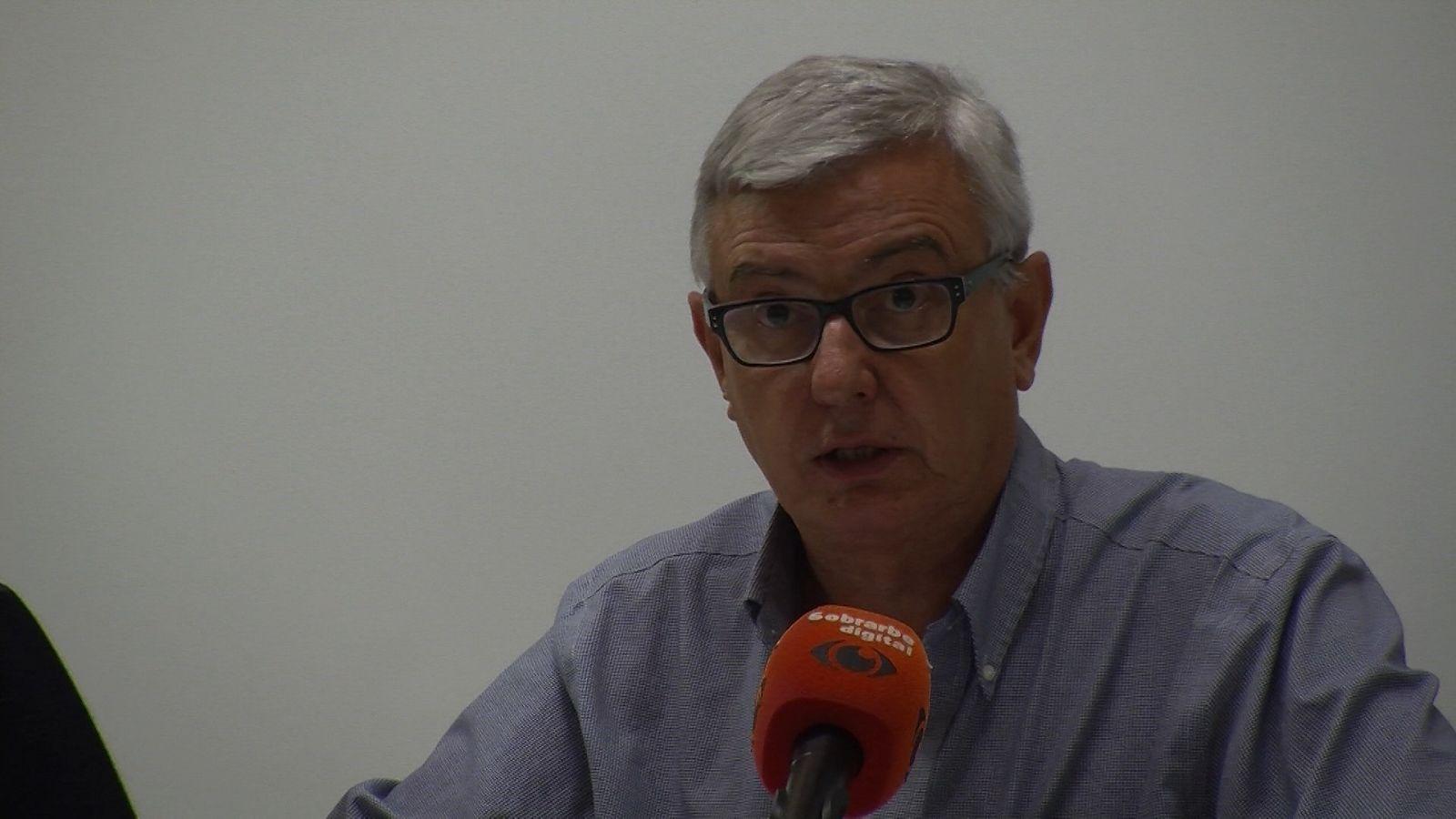 Ramón Colom. Foto: SobrarbeDigital.