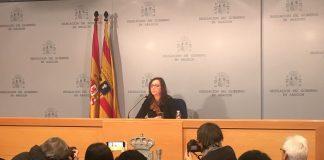 Foto: Delegación del Gobierno de Aragón.