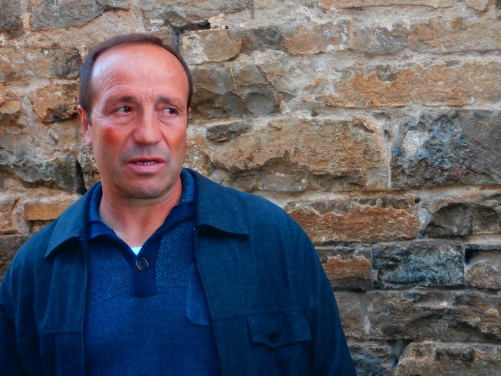 Jesús Buetas, alcalde de El Pueyo de Araguás. Foto: SobrarbeDigital.
