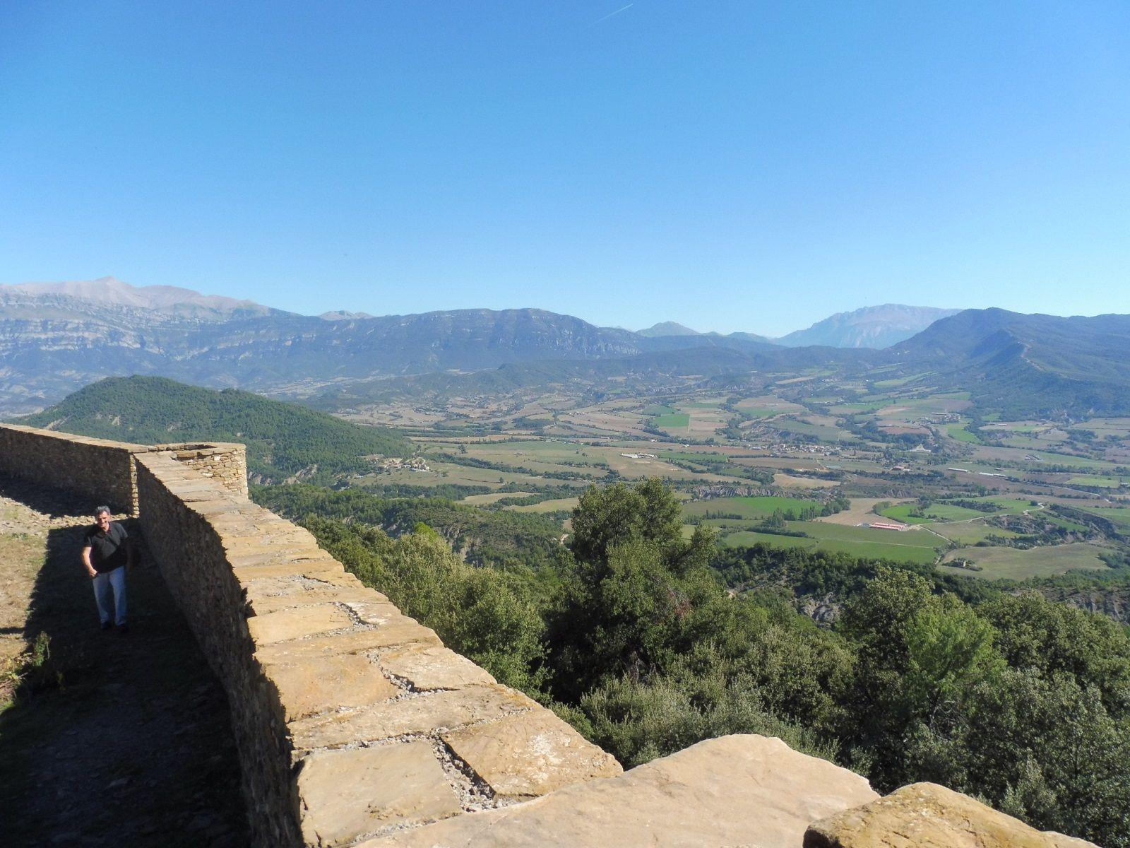 Vistas desde Muro de Roda. Foto: SobrarbeDigital.