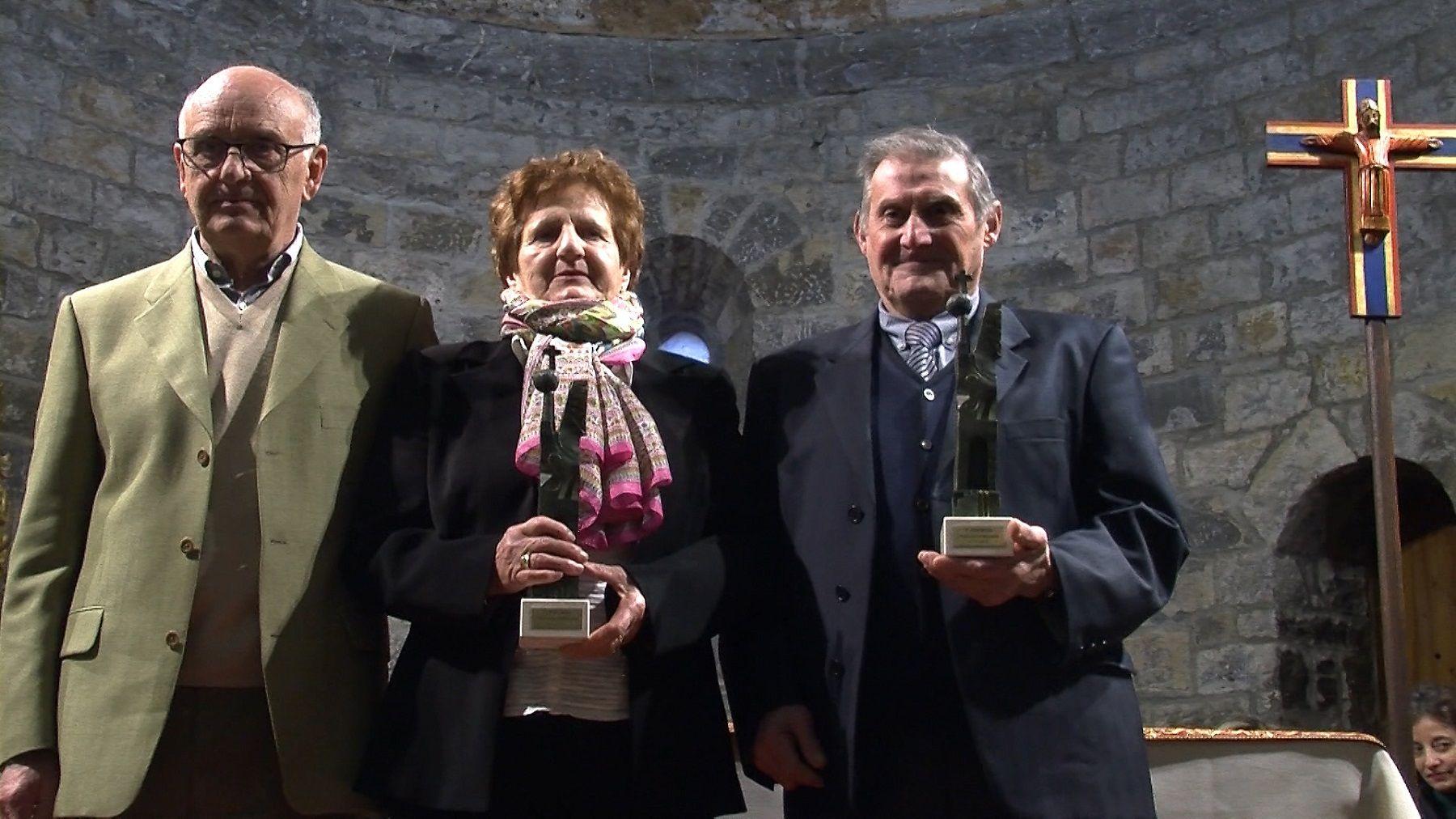 Los premiados. Foto. SobrarbeDigital.