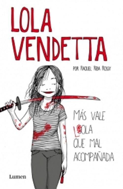 Viñeta de Lola Vendetta.