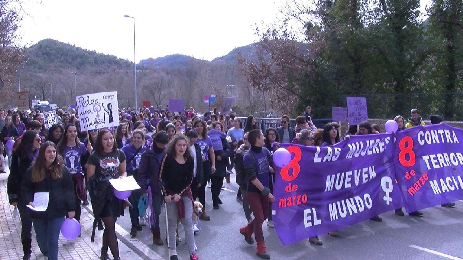 Imagen correspondiente al pasado 3 de marzo de 2018. Foto: SobrarbeDigital.
