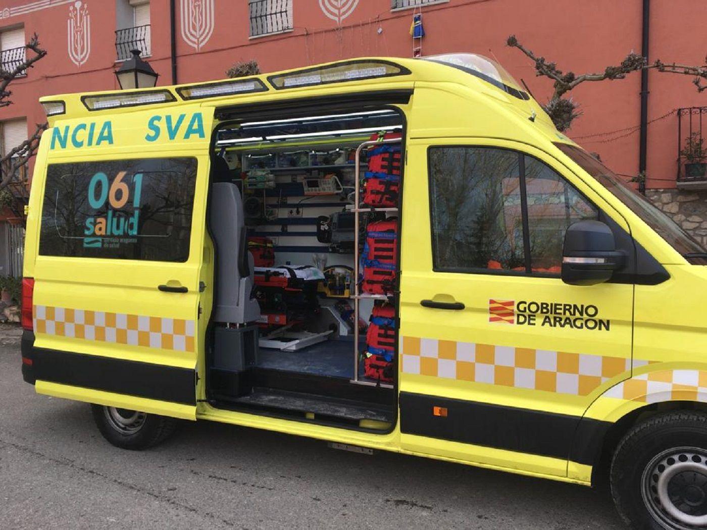 Unidad Móvil de Emergencias.