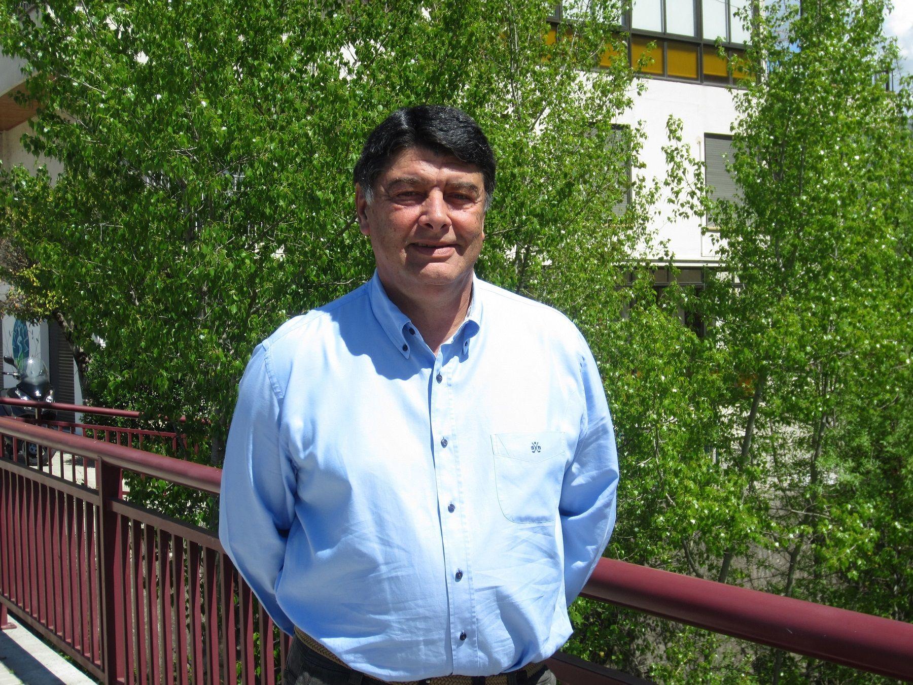 Miguel Ángel García. Foto: SobrarbeDigital.
