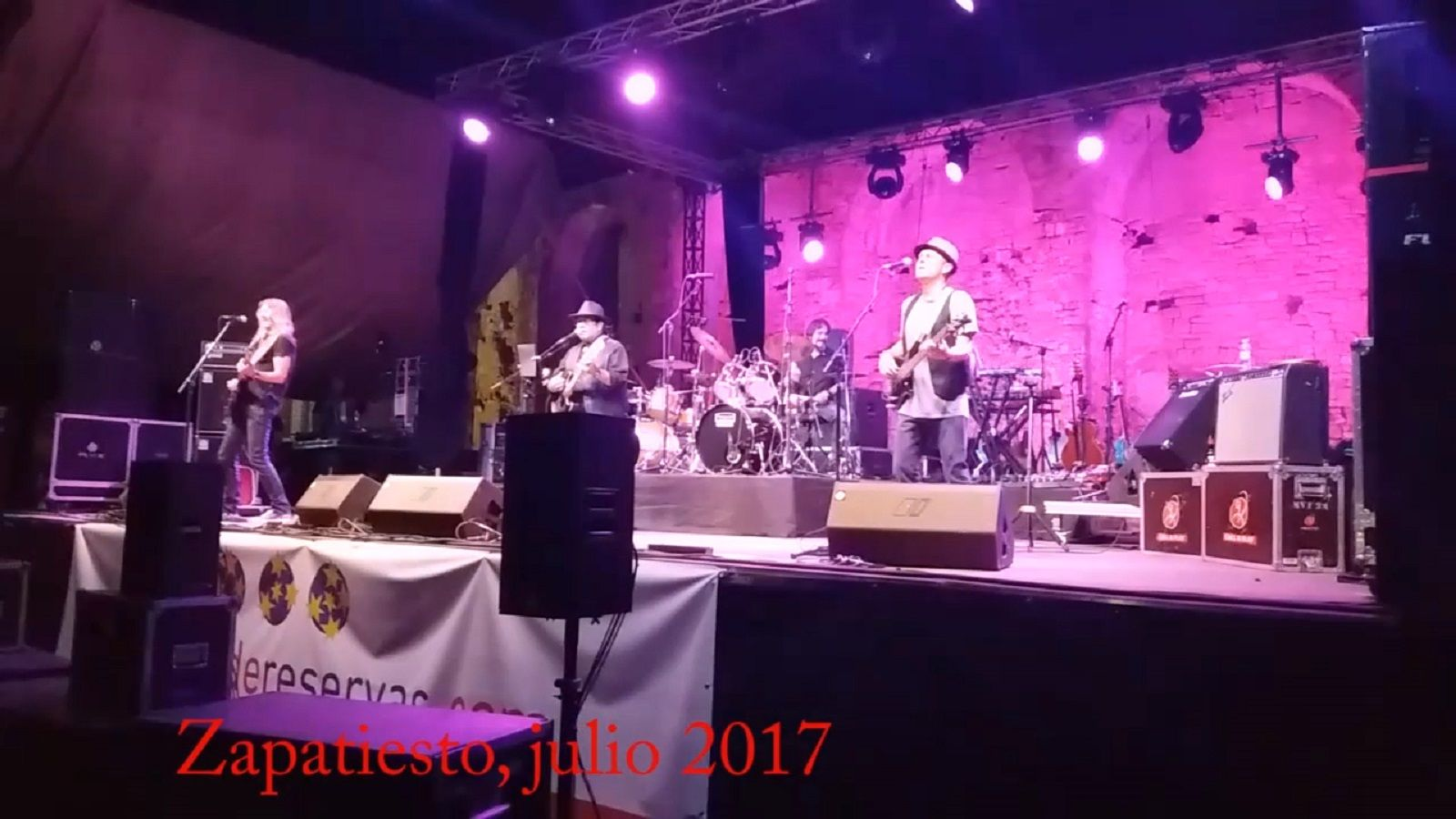 Zapatiesto en julio de 2017. Foto: SobrarbeDigital.