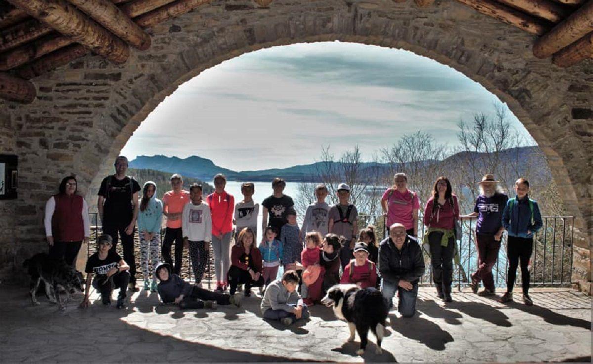 Foto. Ayuntamiento de Aínsa-Sobrarbe.