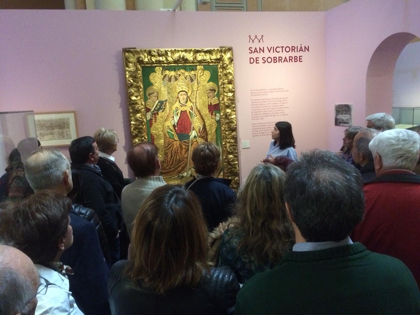 Visita a Los Panteones Reales de Argón y la Aljafería en Zaragoza