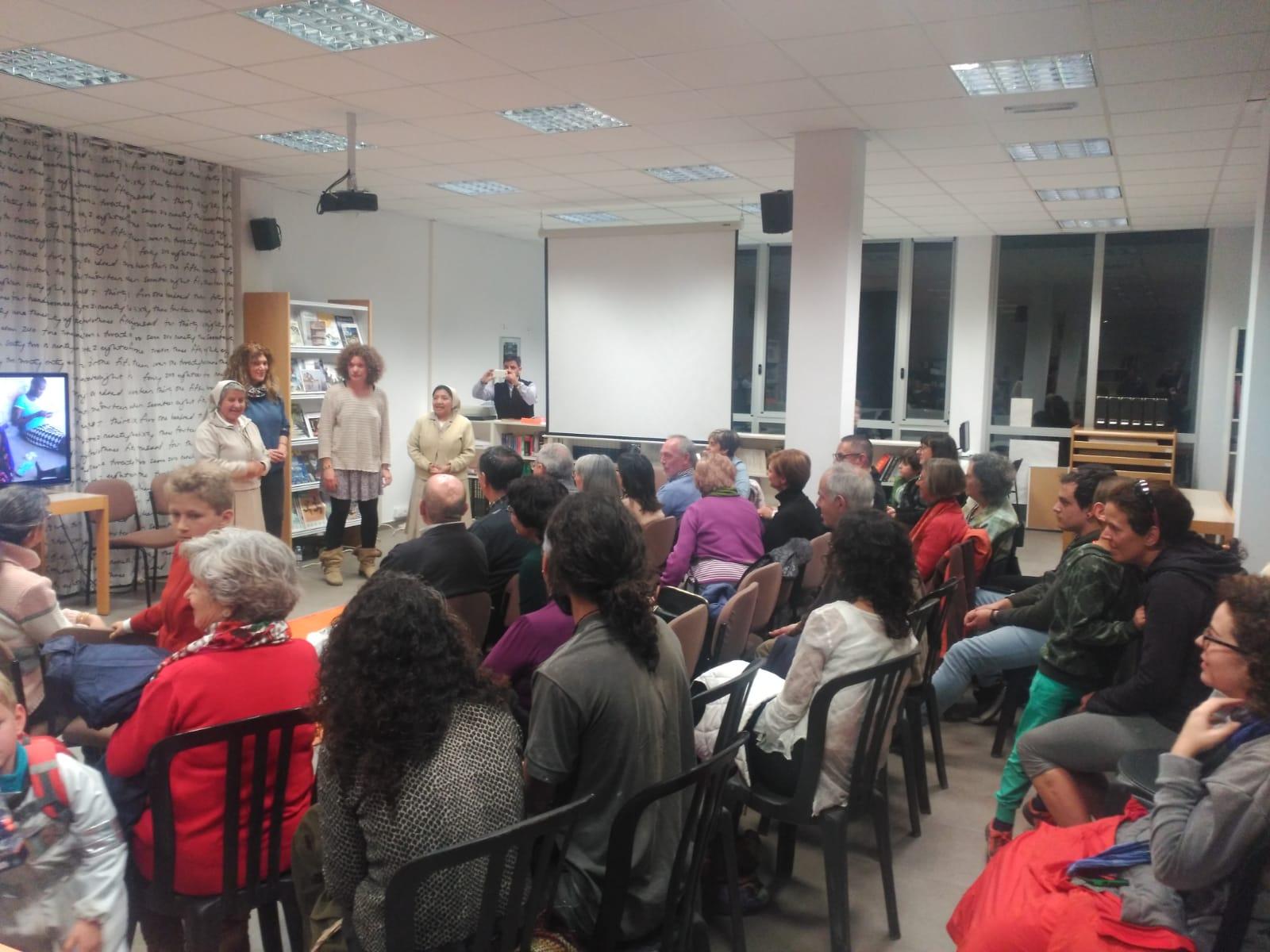 Presentación del Proyecto Sobrarbe&Kenia en Aínsa