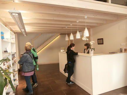 La oficina de turismo de a nsa sigue al alza en n mero de for Oficina turismo torla
